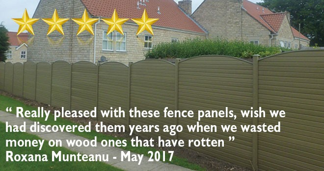 Our Customers Love Eco Fencing