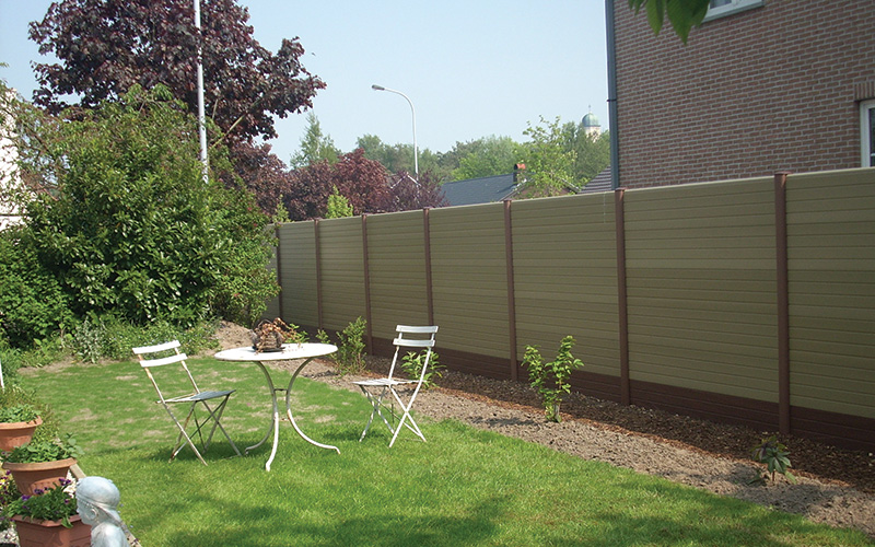 Eco Fencing Gallery  Lightweight and easy to use maintenance free