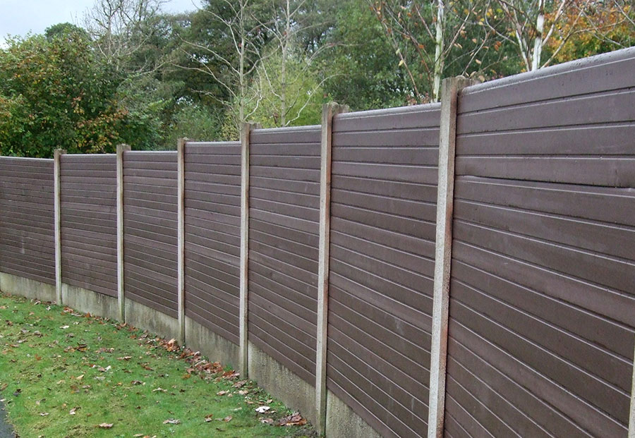 Eco Fencing Maintenance Free Fencing System Use With
