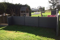 Graphite Eco Fencing